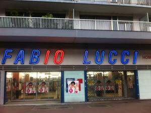 Le magasin populaire Fabio Lucci devrait fermer en juillet puis être remplacé par un commerce alimentaire (Monoprix ?)