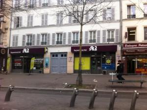 Installation d'un supermarché A2 Pas (groupe Auchan) entre Couronnes et Belleville