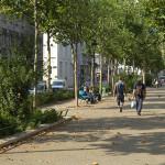 De beaux Boulevards dans le Nord-Est parisien