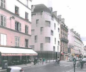 hotel rue oberkampf