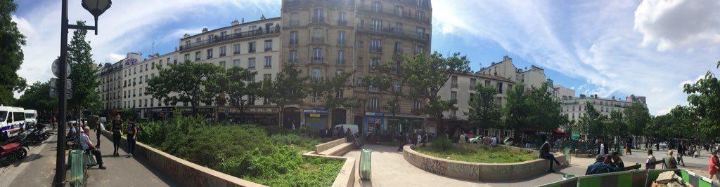Actualité du quartier Belleville Saint-Maur